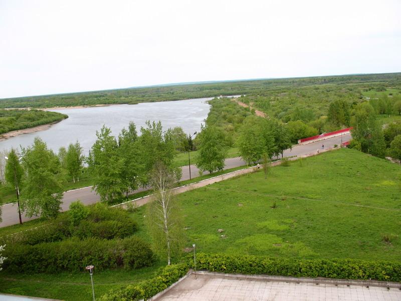 Кирово-Чепецк Несколько дней провел в Кирово-Чепецке.